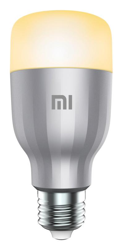 Умная лампа Xiaomi Mi LED Smart Bulb E27 10Вт 800lm Wi-Fi (упак.:2шт) (GPX4025GL)