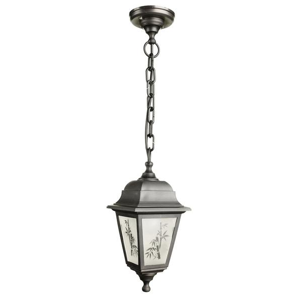 Уличный светильник подвесной Zagreb A1113SO-1BK Arte Lamp