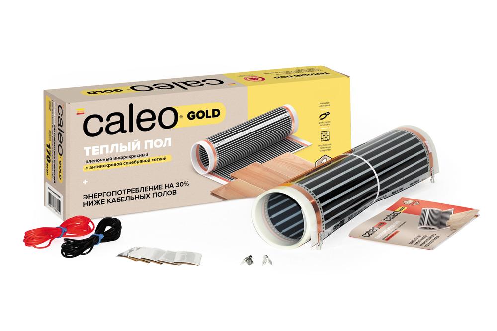 Пленочный теплый пол CALEO GOLD 170 Вт/м2, 1,5 м2 КА000000764