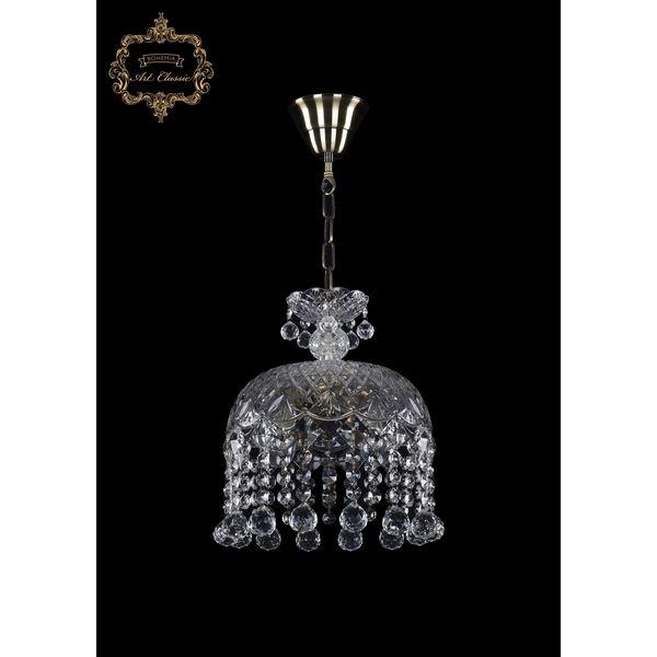 Подвесной светильник Универсальная 14.01.4.d25.Br.B Art Classic