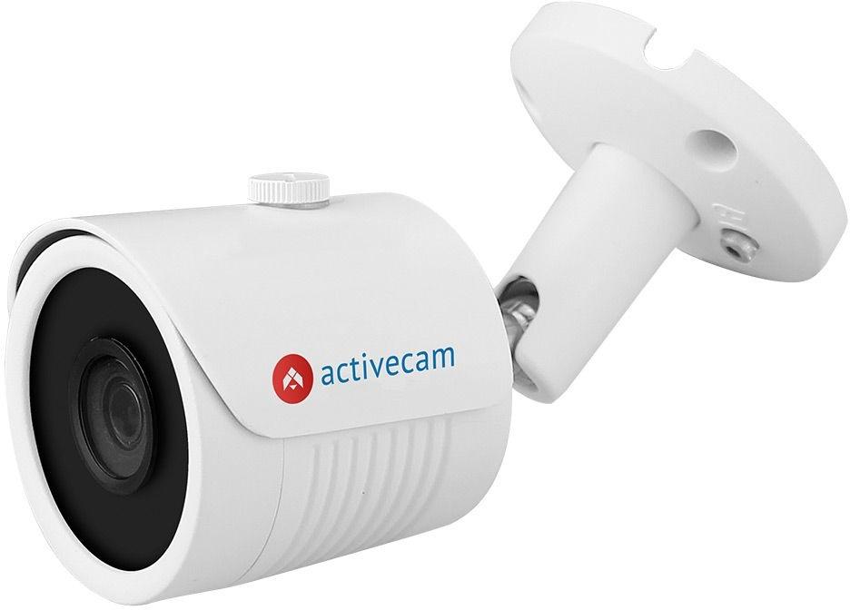 Камера видеонаблюдения ActiveCam AC-H2B5 3.6-3.6мм HD-CVI HD-TVI цветная корп.:белый.