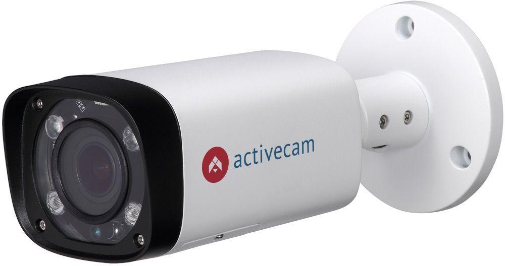 Видеокамера IP ActiveCam AC-D2123WDZIR6 2.7-12мм цветная корп.:белый.