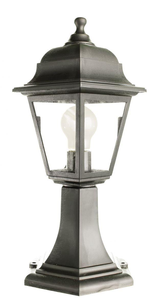 Уличный столб Arte Lamp A1114FN-1BK, Чёрный, A1114FN-1BK