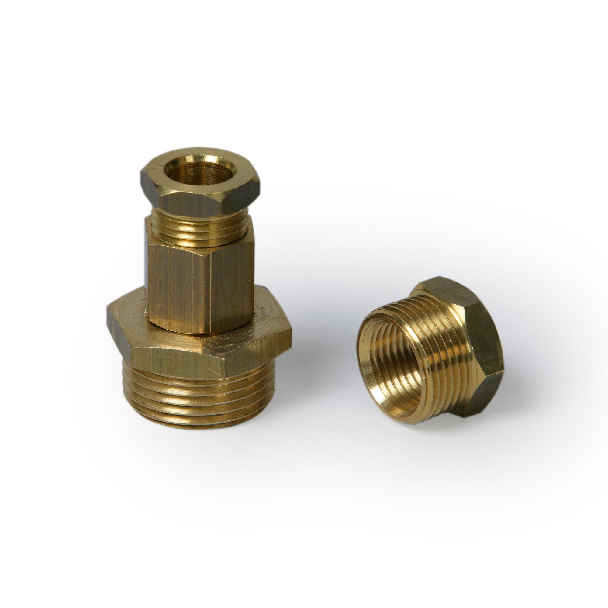 Сальник для ввода кабеля Optiheat и комплектов Plug'n Heat в трубу 1/2