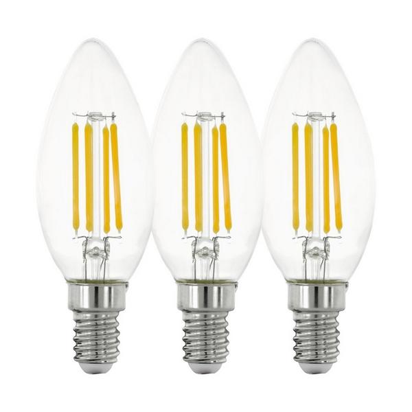 Лампочка светодиодная филаментная Lm_led_e14 12811 Eglo