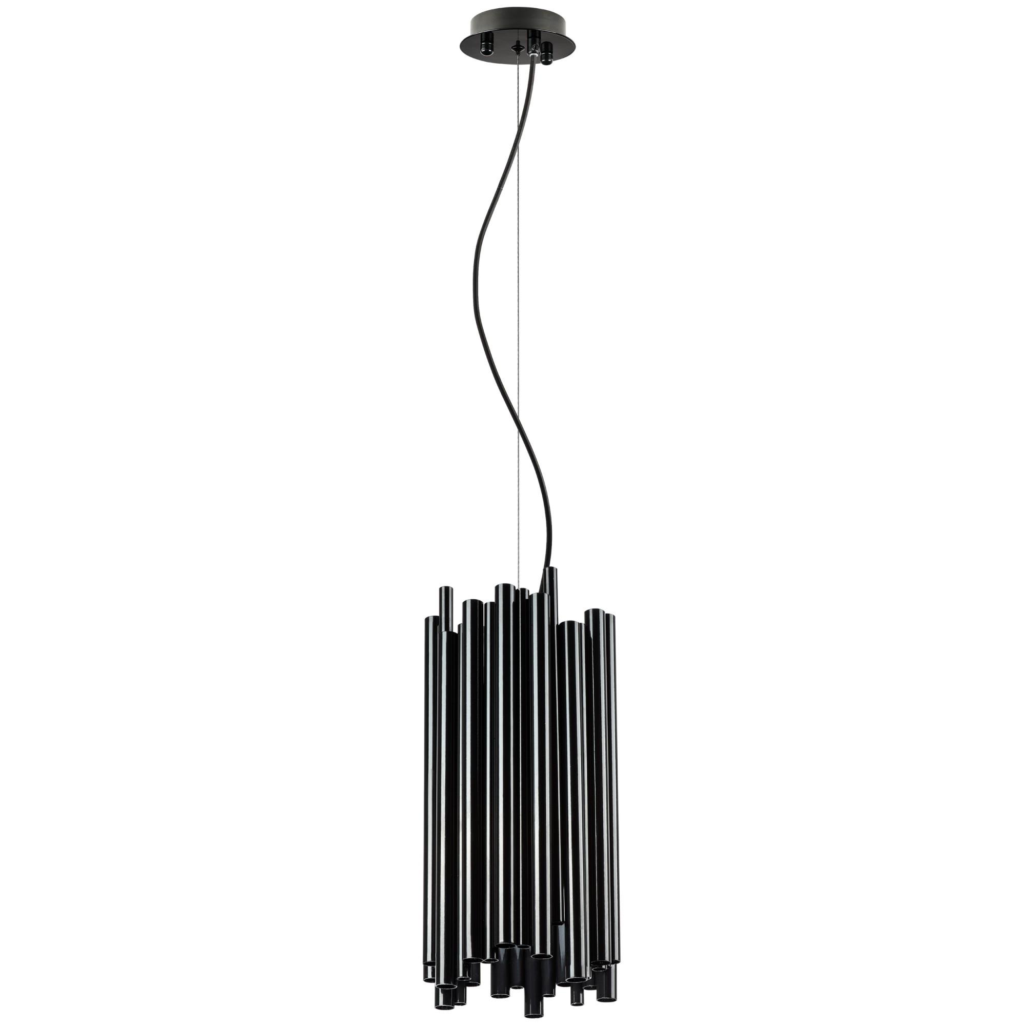 Подвесной светильник Lightstar SAVONA 816027 (MD9306/6A), Чёрный, Savona 816027