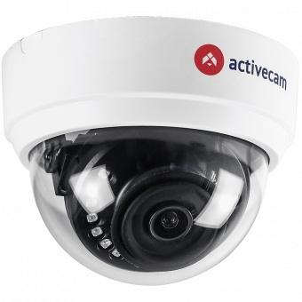 Камера видеонаблюдения ActiveCam AC-H1D1 2.8-2.8мм HD-CVI HD-TVI цветная корп.:белый.